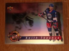 Lot of 55 Keith Tkachuk hockey cards Coyotes Jets RCs, inserts, numbereds +