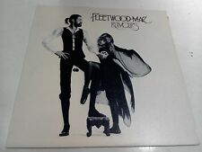 Fleetwood Mac Rumours Textured Sleeve Excellent Vinyl Record K56344
