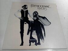 Fleetwood Mac Rumours 1st Press Textured Sleeve Excellent Vinyl Record K56344