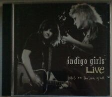 Indigo Girls - Live: Back on the Bus, Y'all (CD, Jun-1991, Epic)