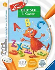 tiptoi® Deutsch 1. Klasse von Eva Odersky (Taschenbuch)