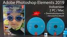 Adobe Photshop Elements 2019 Vollversion für PC/Mac