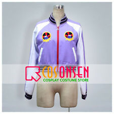 Cosonsen Tiger And Bunny Ivan Karelin Cosplay Costume Coat ONLY
