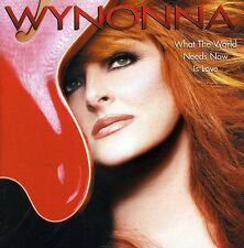 Wynonna Judd - What the World Needs Now Is Love [New CD] Manufactured On Demand