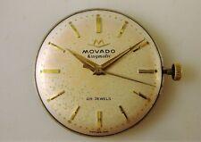 Movado Kingmatic Vintage Cal.531 Movimento originale + dial e corona, anni '60