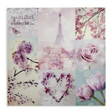 Arthouse Paris in Spring Graphic Art on Canvas