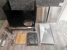 Burnhard 4-Brenner Gasgrill Big Fred Deluxe Infrarot-Keramikbrenner Paket 2 von3