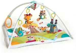 Tiny Love Gymini Deluxe Into The Forest Baby Playmat Kids Activity Floor