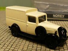 1/87 Norev Citroen U11 Truck 1935 creme schwarz 159926