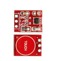 10PCS TTP223 Capacitive Touch Switch Button Self-Lock Module Sensor for Arduino