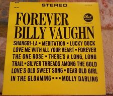 """Billy Vaughn And His Orchestra Forever 12"""" 33 RPM LP Record Album1964 Dot"""