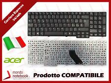 Tastiera Keyboard Italiana Nera Opaca Notebook ACER Extensa 5635Z