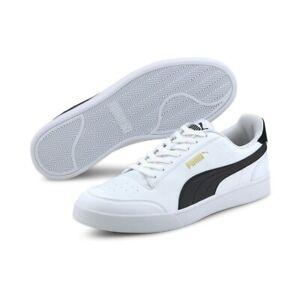 Puma Herren Shuffle Sneaker Sportschuhe Turnschuhe Freizeitschuhe Sneaker