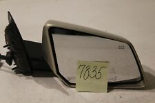🚘 07 08 GMC ACADIA OUTLOOK PASSENGER RIGHT POWER MIRROR 7WIRE 7835