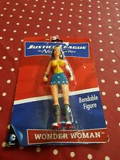 Justice League The New Frontier Wonder Woman Bendable Figure
