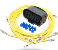 AUDI VW Skoda 10 pin connector plug stecker 1J0973735 with repair wire