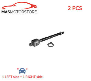 TIE ROD AXLE JOINT PAIR FRONT INNER MOOG HO-AX-2581 2PCS I NEW OE REPLACEMENT