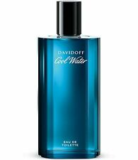Cool Water by Davidoff Cologne for Men 2.5 OZ NEW TESTER WITH CAP ~ UNBOX