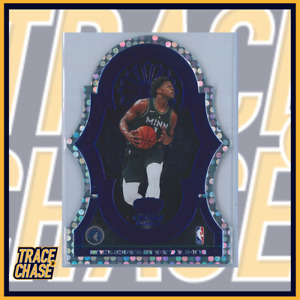 2020-21 Panini Crown Royal Anthony Edwards & Zion Air to the Throne Blue 33/75
