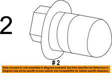 CHRYSLER OEM-Side Marker Light Bulb 153624