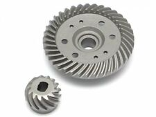 SLASH 4WD Rear Steel Helical Spiral Cut Differential Ring/Pinion Gear 37T/13T