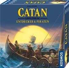 Siedler von Catan Entdecker Piraten Seefahrer Händler Städte Ritter Duell Kosmos