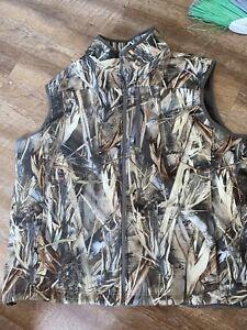 Camouflage Cabelas vest 2xxl