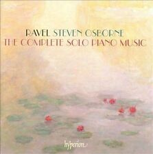 Ravel: Complete Solo Piano Music