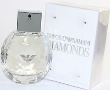Emporio Armani Diamonds Eau de Parfum Spray 3.4/3.3 oz.Women in Sealed Box