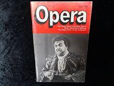 Opera Magazine - May 1988