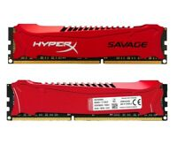 Para Kingston HyperX Savage 8GB 16GB 32GB 1866MHz DDR3 PC3-14900 Desktop RAM ES