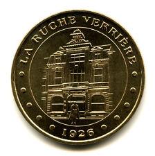 BELGIQUE LODELINSART La Ruche Verrière, 2000, Monnaie de Paris