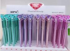 12x Diamond Head Crystal Ball Pen Concert Pen Creative Pen Student