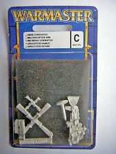 10mm Warmaster Dwarf Gyrocopter in Blister, Sealed, Mint, NIB