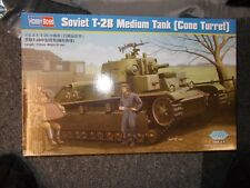 HOBBY Boss T-28 MEDIUM TANK TORRETTA Cono