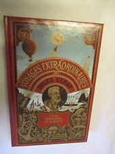 "Jules Verne ""Cinq semaines en Ballon"" /Editions Bellerive 1991"