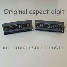 LED display for Bally/Stern pinball machines (New LED digits)