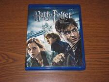 Harry Potter and the Deathly Hallows: Part I (Blu-ray/DVD, 2011, 4-Disc Set)