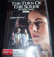 The Turn Of The Screw By Henry James (Australia All Region) BBC DVD – New
