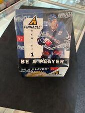 1997-98 Pinnacle Be a Player BAP Series 1 sealed Box Rare Auto