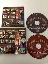 Procol Harum - Secrets of the Hive (The Best of , 2007) RARE 2 CD SET