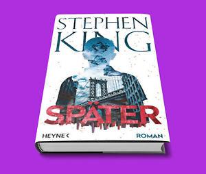 Später - Stephen King - Lieferbar ab 15.03.2021