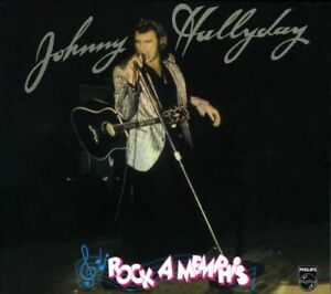 "JOHNNY HALLYDAY "" ROCK A MEMPHIS"" DIGIPACK 2000  BON ETAT"