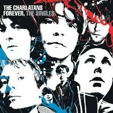The Charlatans/Forever-The Singles * NEW CD * NUOVO *