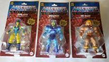 Masters of the Universe He-Man Evil-Lyn Skeletor Retro Action Figures 3 ??