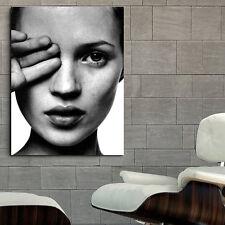 Poster Mural Kate Moss Model 40x54 inch (100x135 cm) 8mil Paper