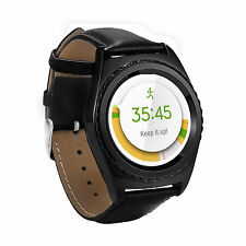 Smart Watch Phone Mate Wrist Watch Camera GSM Heart Rate Monitor For IOS Android