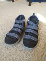 Nike Lebron soldier 11 Size 3 blue black EXCELLENT CONDITION