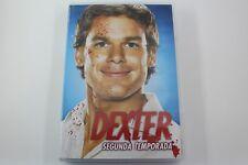 DVD DEXTER SEGUNDA TEMPORADA  BUEN ESTADO