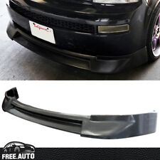 FIT FOR 2003-2007 SCION XB BB POLY URETHANE FRONT BUMPER LIP SPOILER JDM BODYKIT